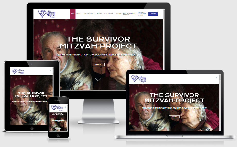Case Study for The Survivor Mitzvah Project