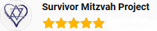 Survivor Mitzvah Project gives a 5-star Review and Testimonial for Westside Virtual
